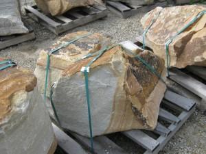 west mountain large boulder